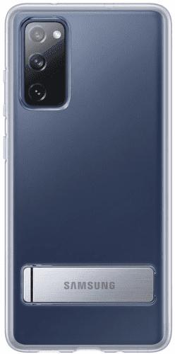 Samsung Standing cover puzdro pre Samusng Galaxy S20 FE transparentné