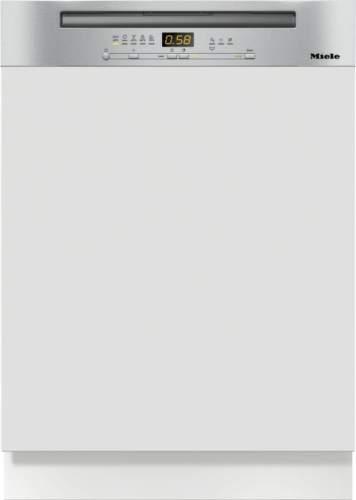 Miele G5215 SCi XXL ED, Vstavaná umývačka