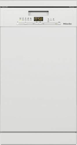 Miele G5430 SC BW, Umývačka riadu