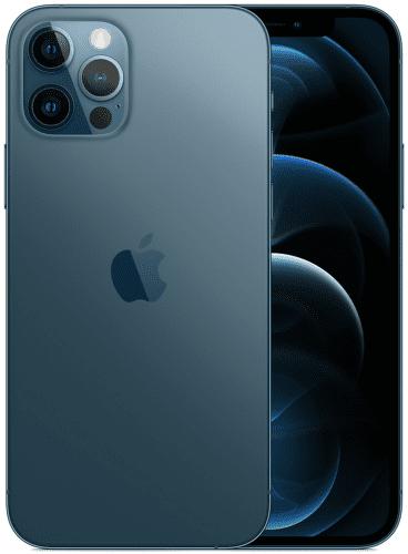 Apple iPhone 12 Pro 256 GB Pacific Blue tichomorsky modrý