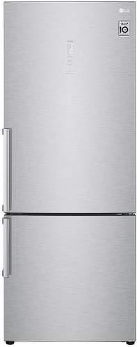 LG GBB569NSAFB, smart nerezová kombinovaná chladnička