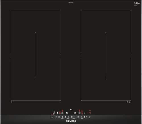 Siemens ED675FQC5E - čierna indukčná varná doska
