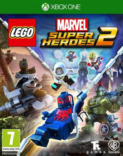 Lego Marvel Super Heroes 2 - Xbox One hra