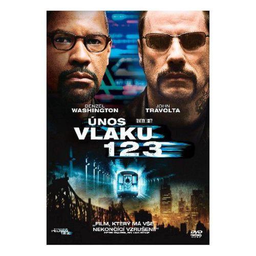 DVD F - ÚNOS VLAKU 123