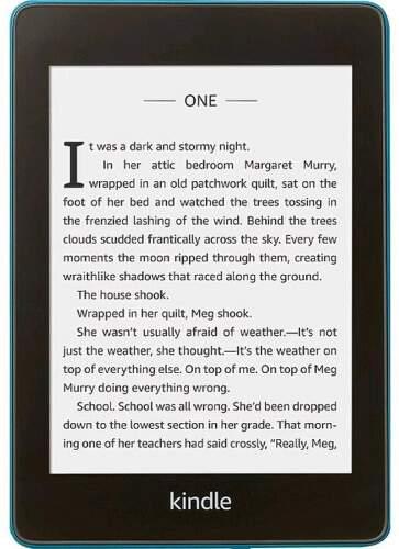 Amazon Kindle Paperwhite 4 Blue (2018) 8GB modrá