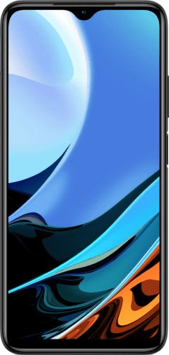 Xiaomi Redmi 9T 128 GB sivá