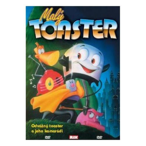 DVD F - Malý toaster (pošetka)