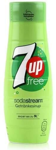 Sodastream 7UP Free sirup 440 ml