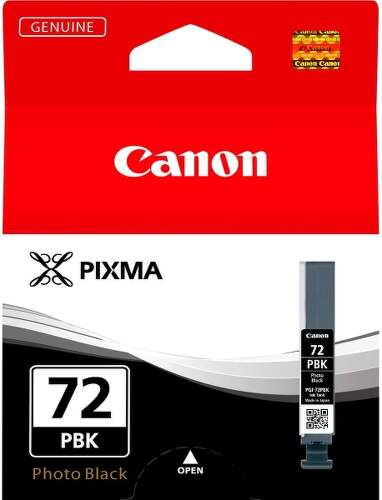 Canon PGI-72 Photo Black (6403B001) foto čierna