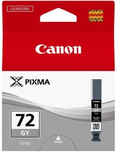 Canon PGI-72 Gray (6409B001) sivá
