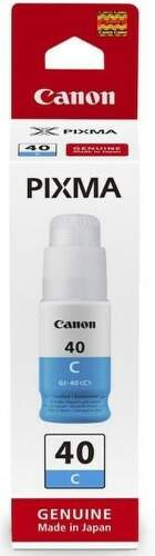 Canon GI-40 C (3400C001) modrá