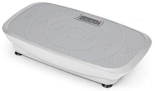Klarfit Vib 1000 vibračná plošina sivá.1
