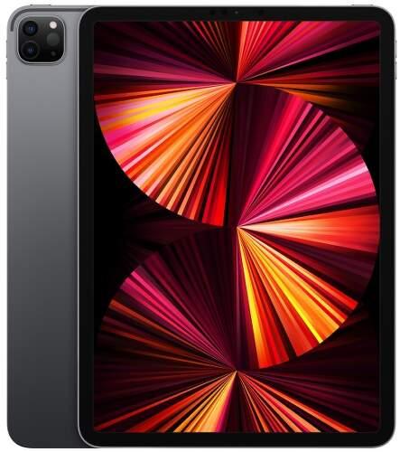 """Apple iPad Pro 11"""" M1 (2021) 512GB Wi-Fi MHQW3FD/A vesmírne sivý"""