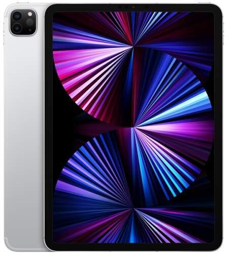 """Apple iPad Pro 11"""" M1 (2021) 256GB Wi-Fi + Cellular MHW83FD/A strieborný"""
