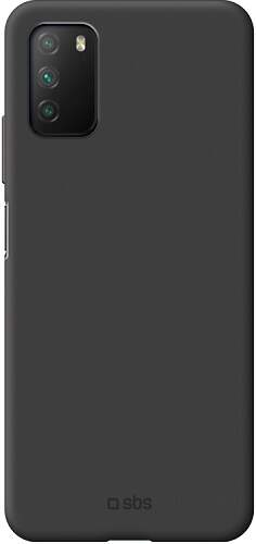 SBS Sensity puzdro pre Xiaomi Redmi 9T/Poco M3 čierna