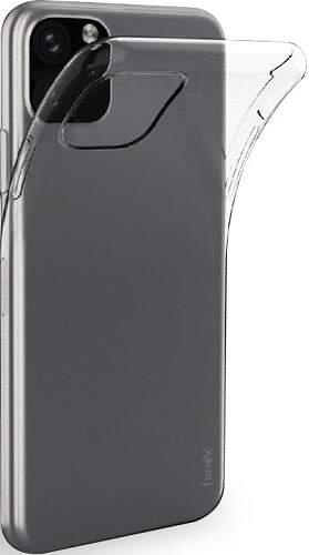 Fonex Inv Soft puzdro pre Samsung Galaxy S21 transparentná