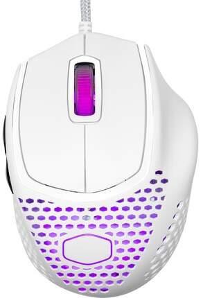 Cooler Master MM720 matná biela