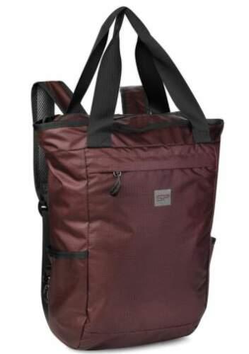 Spokey Osaka Red batoh a taška v 1