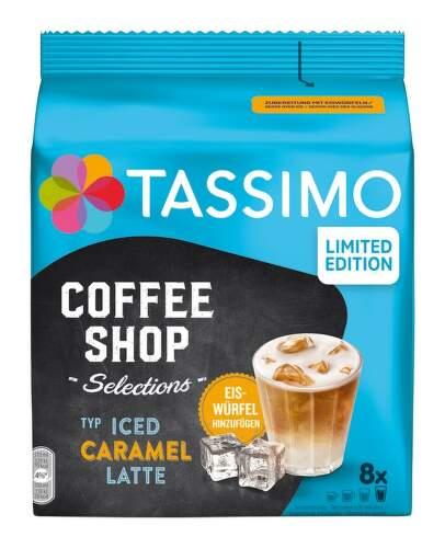 Tassimo Iced Latte Caramel