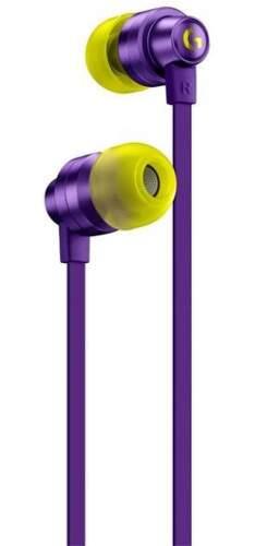 Logitech G333 fialové