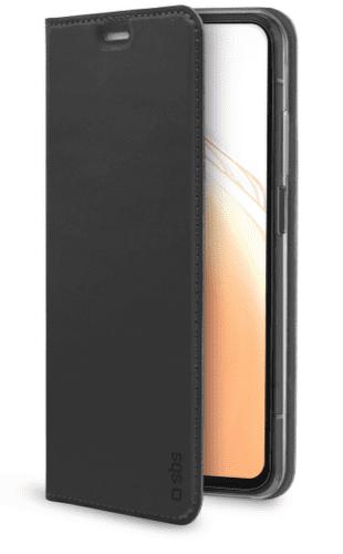 SBS knižkové puzdro pre Xiaomi Redmi Note 10 Pro čierna