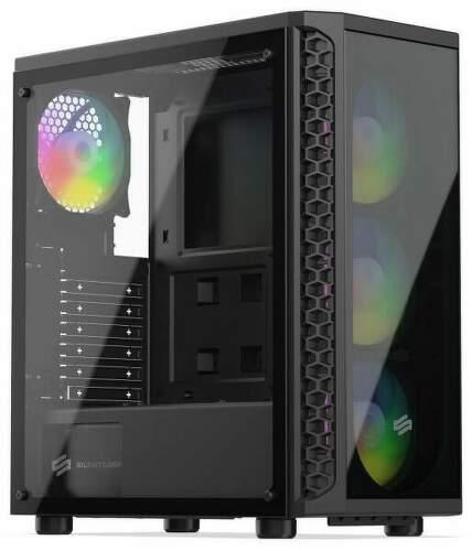 LYNX Challenger Intel i5, 16GB, GTX 1660 Super 6GB, 1TB SSD, čierny