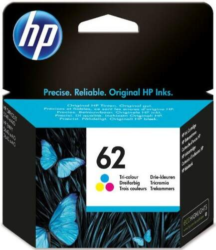 HP 62 Tri-color C2P06AE farebný
