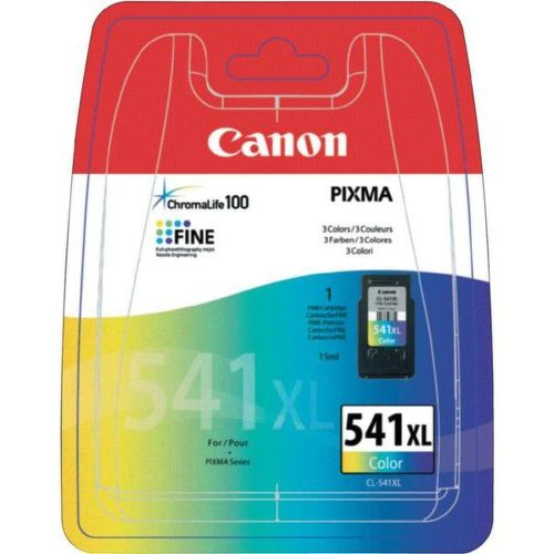 CANON CL-541XL Color Ink Cartridge, BL SEC