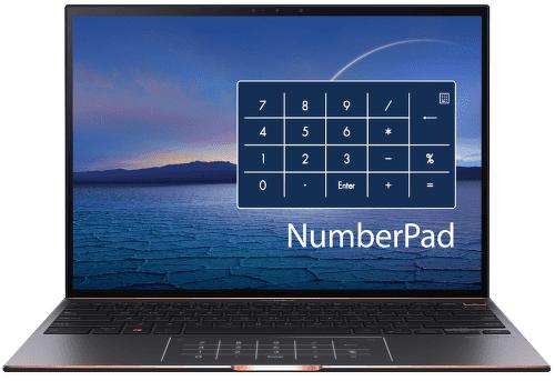 Asus ZenBook S UX393EA-HK004T čierny