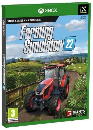 Farming Simulator 22 - Xbox One / Xbox Series X hra
