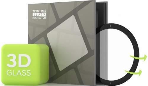 Tempered Glass Protector 3D tvrdené sklo pre Garmin Venu 2s čierna