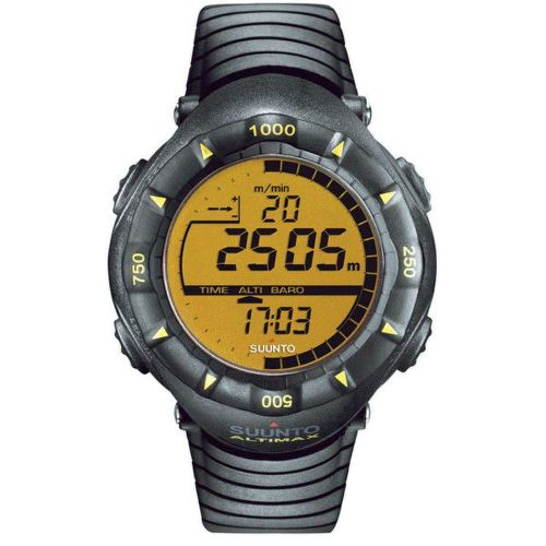 Suunto Altimax Black