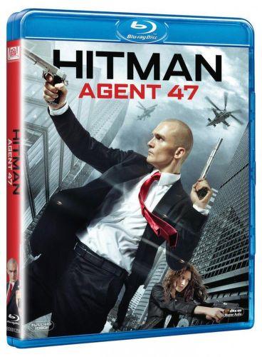 Hitman: Agent 47 - Blu-ray film