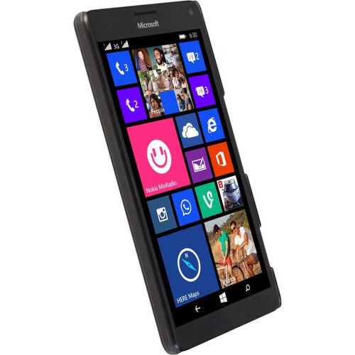 KRUSELL Boden Lumia 950 XL, čierna