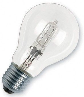 OSRAM 64547 Halogen Classic A ECO 77W E27 SST