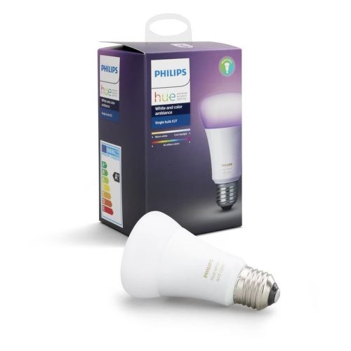 PHILIPS Hue RGB, Smart žiarovka