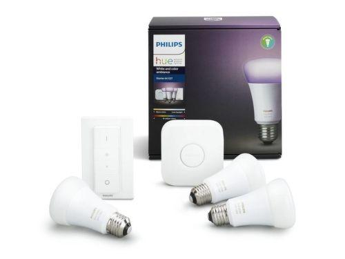 Philips Hue 10W A60 E27 set