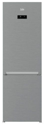 Beko CNA400EC0ZX, nerezová kombinovaná chladnička