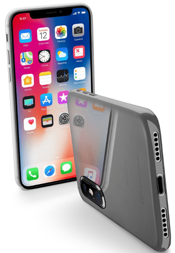 CELLULAR LINE ZERO iPhone X