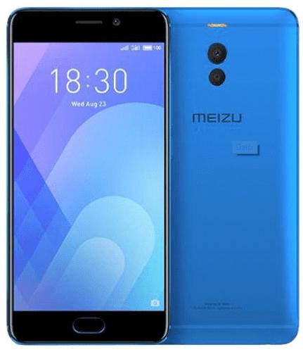 Meizu M6 Note 32 GB modrý
