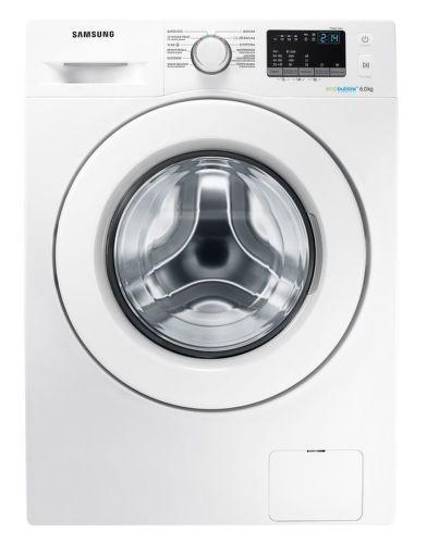 SAMSUNG WW60J4060LW1ZE, biela práčka plnená spredu