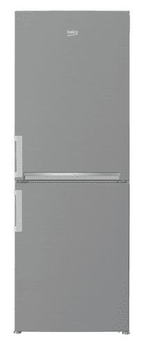 BEKO CSA240M21X, nerezová kombinovaná chladnička
