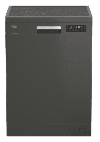 BEKO DFN28422G, sivá umývačka riadu