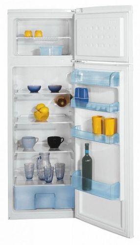 BEKO DSA 28020, biela kombinovaná chladnička