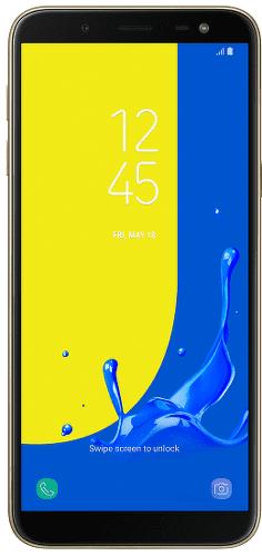 Samsung Galaxy J6 Dual SIM 32GB zlatý