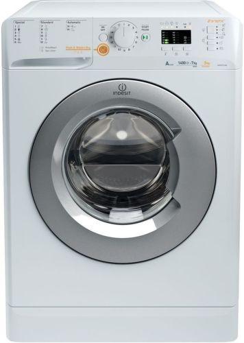 INDESIT XWDA 751480X WSSS EU, práčka so sušičkou