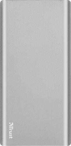 Trust Omni Thin Metal USB-C QC3 powerbanka 10000 mAh, strieborná