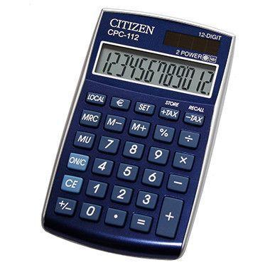 Citizen CPC-112BLWB modrá