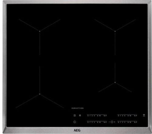 AEG Mastery IKB64431XB, čierna indukčná varná doska