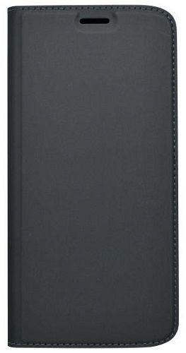 Mobilnet Metacase knižkové puzdro pre Motorola Moto E5, čierna